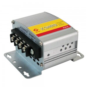 24VDCから12VDCへのコンバーター