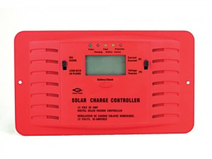 30A Solar Charge Controller