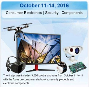 Global Sources Consumer Electronics Show 2016