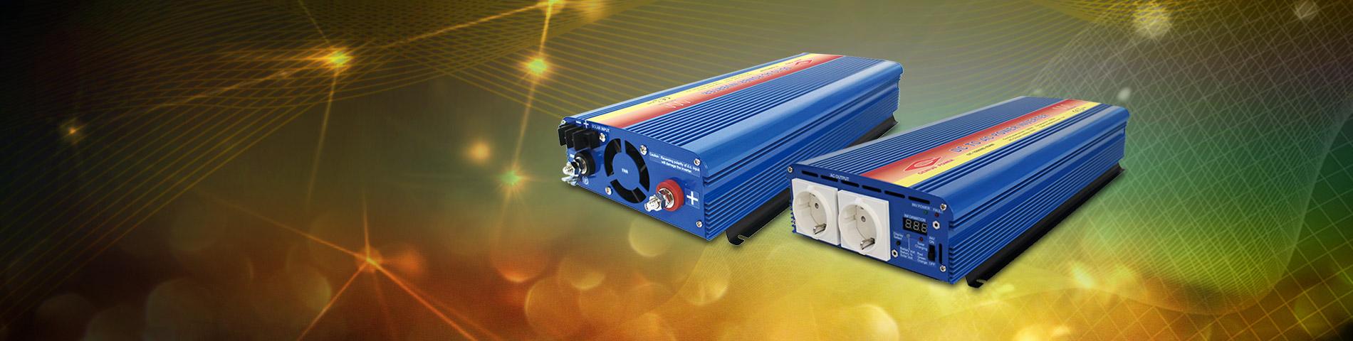 Solární invertor    MPPT