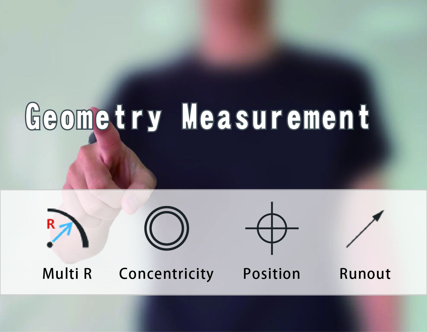Excellent for Geometry Measurement