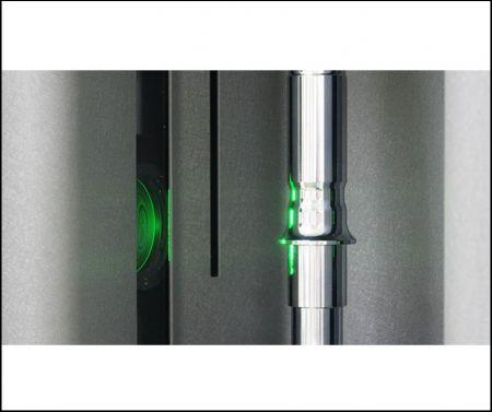電動機心軸量測 - TIMI系列量測儀20秒即可自動量測全部的外觀及關鍵尺寸