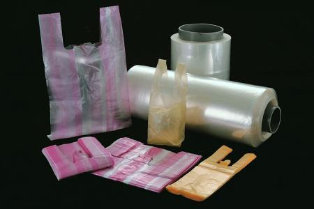 Shopping Bag / T-Shirt Bag / Garbage Bag /… etc. Application