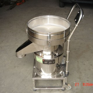 Special Designs of Noiseless High Performance Sieve