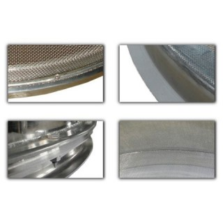 Flange Designs of Multi-Screen Series - Different screen frame designs