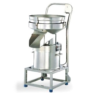 Noiseless High Performance Sieve with Mobile Chassis