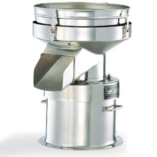 Basic Noiseless High Performance Sieve - Stationary noiseless compact sieve