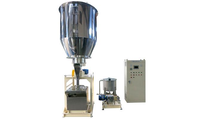 Continuous Mixing System -  | Continuous Mixing System