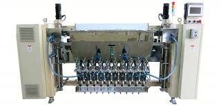 10-row Automatic Volumetric Powder Filling Machine
