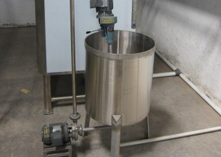 Additives Agitating Tank