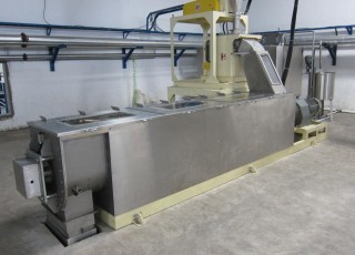 (4) Тестомесильная машина