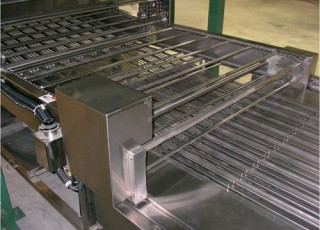 Noodle Distribution Conveyor