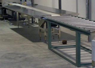 (17) Konveyor Produk
