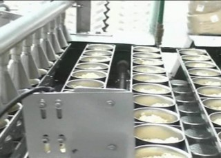 Noodle Arrangement Device