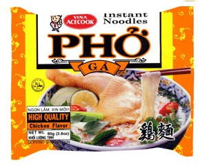 Bags of Instant Non-Folded Noodles - .