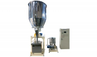 Continuous Mixing System