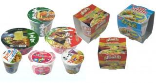Automatic Bowl (Cup) Instant Noodle Production Line
