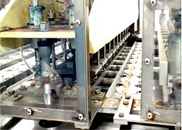 Sporadic Cup Noodle Packing Machine_Ⅳ