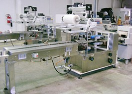 Pillow Type Cup Packing Machine