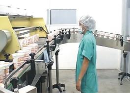 Bowl / Cup Noodle Conveyor
