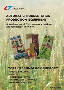 Automatic Noodle Stick Production Equipment