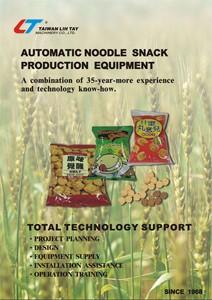 Automatic Noodle Sanck Production Equipment