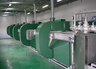 (19) Continuous Drying Machine