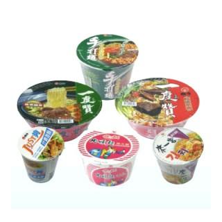 Bowl / Cup of Instant Noodles