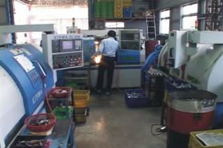 R&D - . CNC Miller