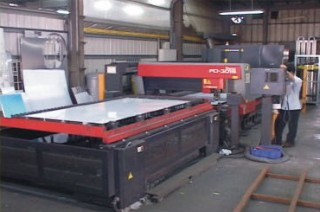 R&D - . Laser Cutting