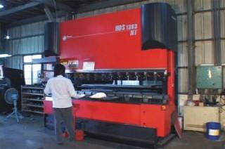 R&D - . Hydraulic Press Brake
