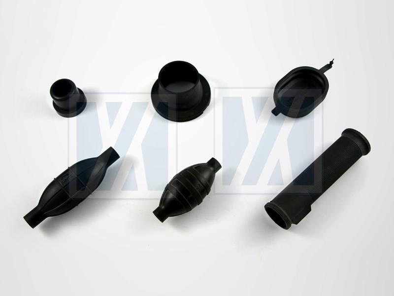Speziell geformtes Gummi / Silikonprodukt - Speziell geformtes Gummi / Silikonprodukt