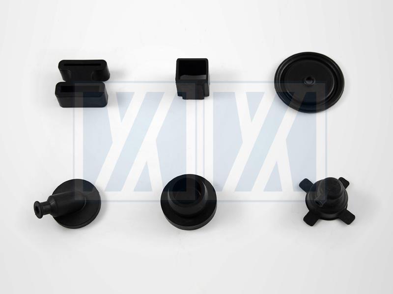 客制化橡膠矽膠製品 - 客制化橡膠矽膠製品