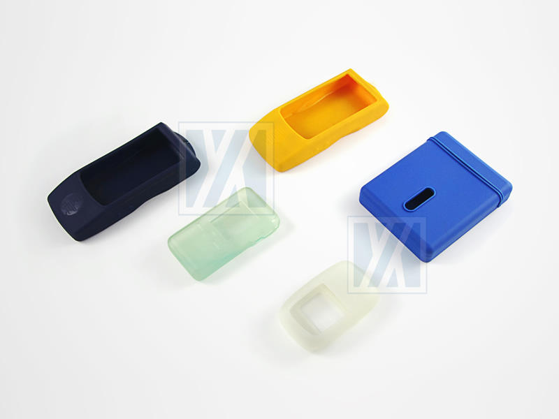 Silicone rubber part - Silicone rubber part