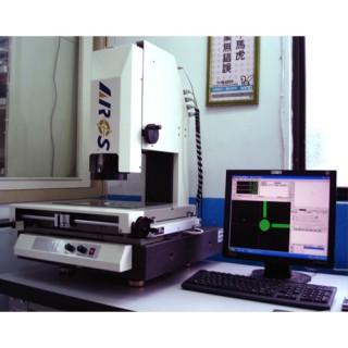 Sistema de medición de visión 2.5D