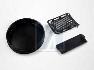 Custom molded rubber / silicone product