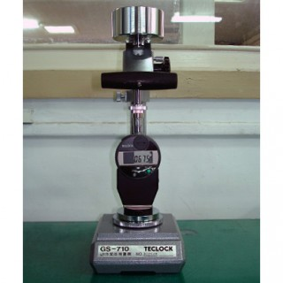 Digital hardness measurement