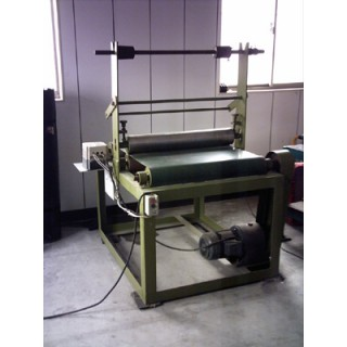 Dual Adhesive tape binding Machine