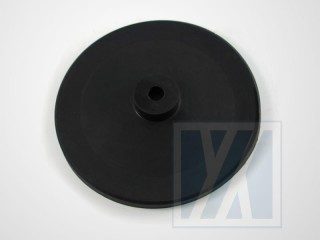 Fabric reinforced diaphragm - Diaphragm