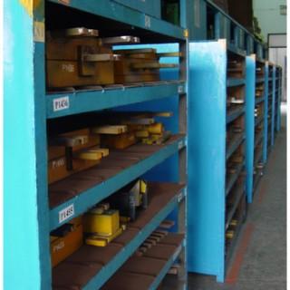 Molds storage