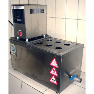 Oil Bath Tester