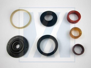 Packings, Gaskets, Grommets, O-rings, and Seals
