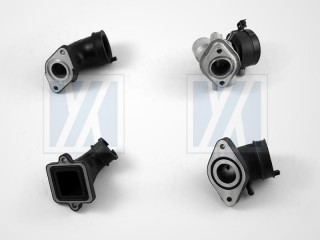 Rubber to Metal Bonding - Carburettor manifold