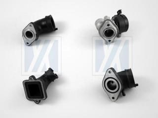 Incollaggio gomma-metallo - Collettore carburatore
