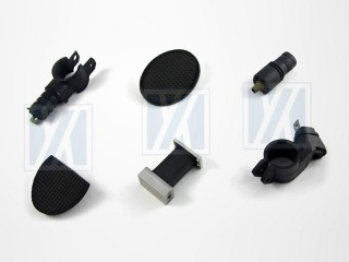 Incollaggio gomma-metallo - Supporto in gomma