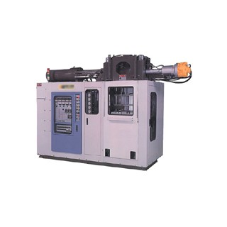 Silicon rubber injection molding machine
