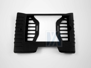 Electronic instrument covers / LCD frame covers - Electronic instrument cover / LCD frame cover / Suction cup