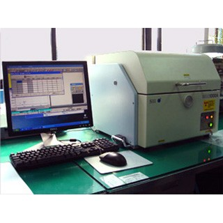 XRF X-RAY Analysis