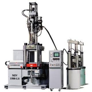 Liquid silicone rubbger injection molding machine