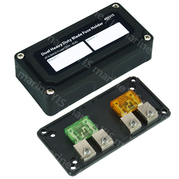 bf436 heavy duty fuse holder box ce, sgs and iso certified supply Maxi Fuse Identification